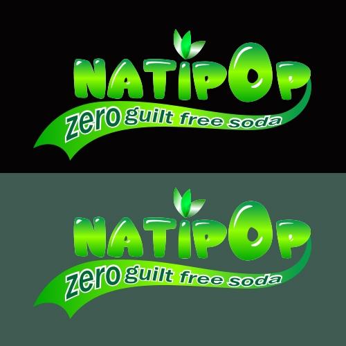Natipop logo Branding